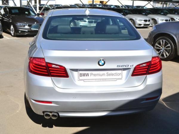 BMW 520 D LCI año 2016