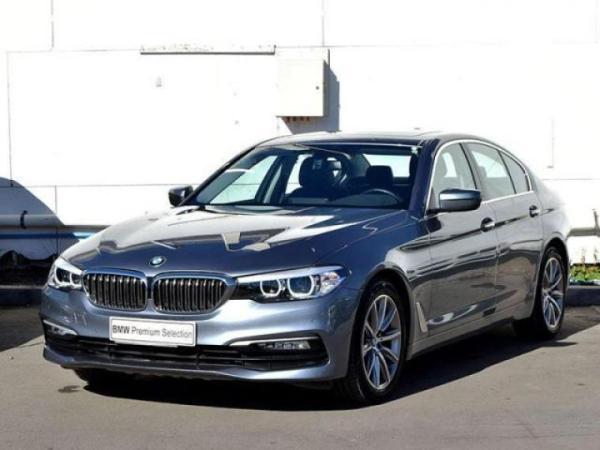 BMW 520 520d Executive año 2017