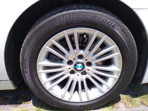 BMW 520i EXECUTIVE LCI 2.0 AT TURB año 2016