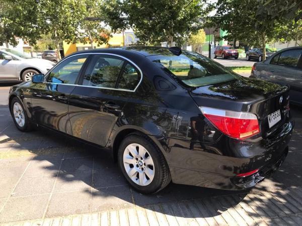 BMW 525 IA 2.5 año 2007