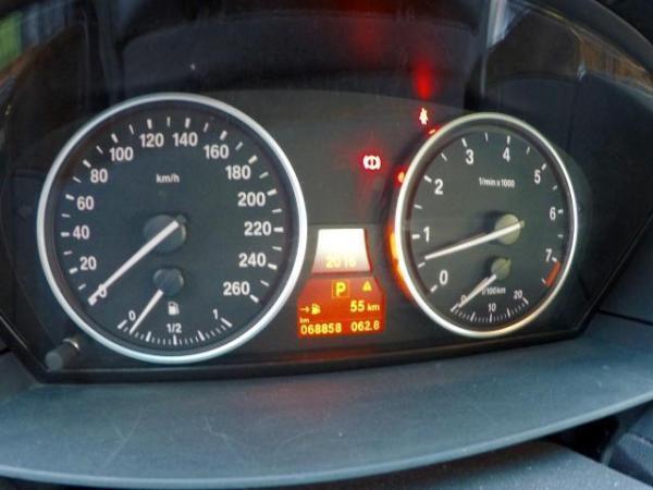 BMW 525 E60 69000 año 2008