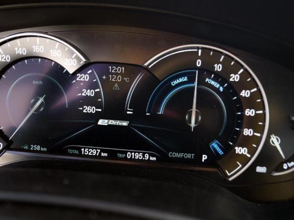 BMW 530 EDRIVE año 2018