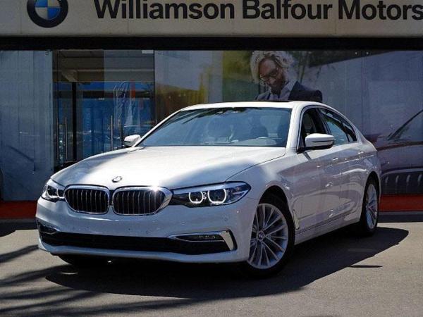 BMW 530 i Luxury año 2019
