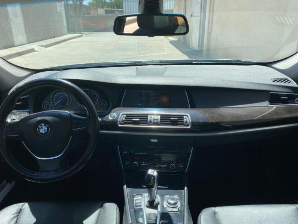 BMW 535I 3.5 GT GRAN TURISMO año 2013