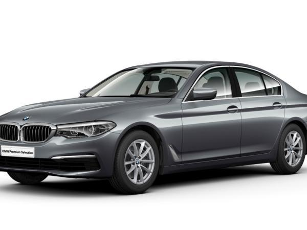 BMW 540 i LUXURY año 2020