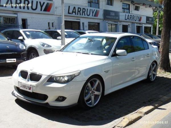 BMW 550 IA M 4.8 año 2009