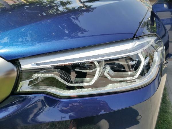 BMW 550 XDRIVE 4.4 AT TURBO M año 2018