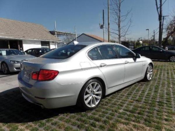 BMW 550I  año 2012