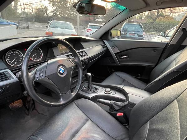 BMW 550IA 4.8 V8 año 2007