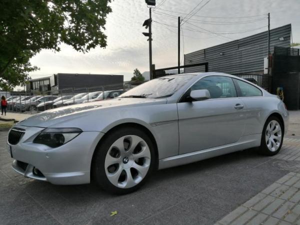 BMW 645 CI 4.4 año 2004