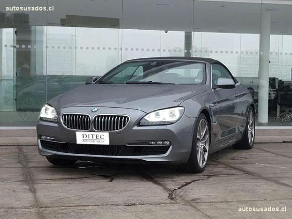BMW 650 650i CABRIO 4.4 año 2014