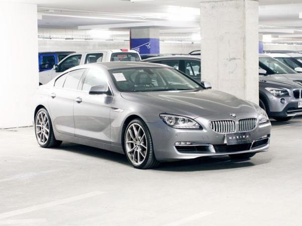 BMW 650 GRAN COUPE 29.000 año 2015