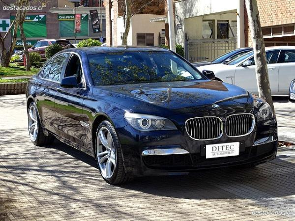 BMW 740 i M 3.0 . año 2013