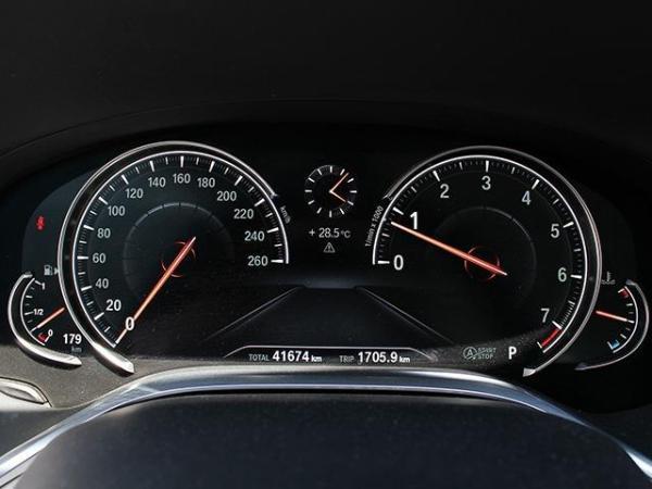 BMW 740 I 3.0 AT año 2016
