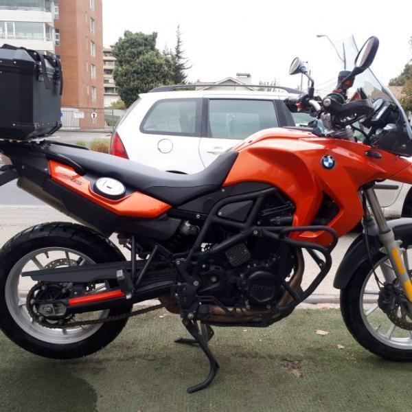 BMW F650 GS $5.200.000 año 2015