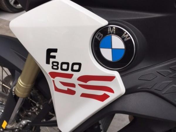 BMW F800  año 2014