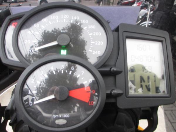 BMW F800GS  año 2009
