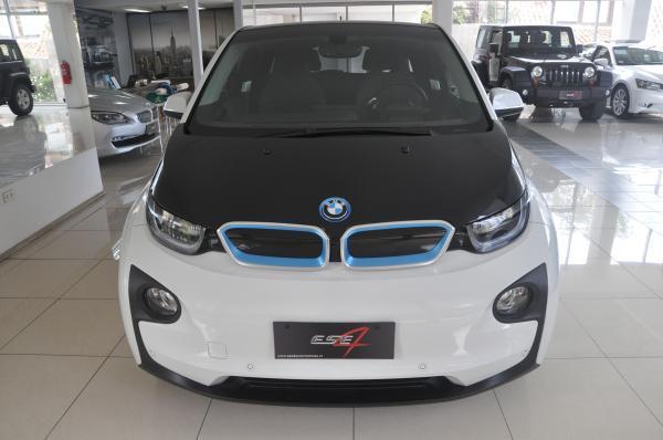 BMW I3 Eléctrico Atelier año 2016