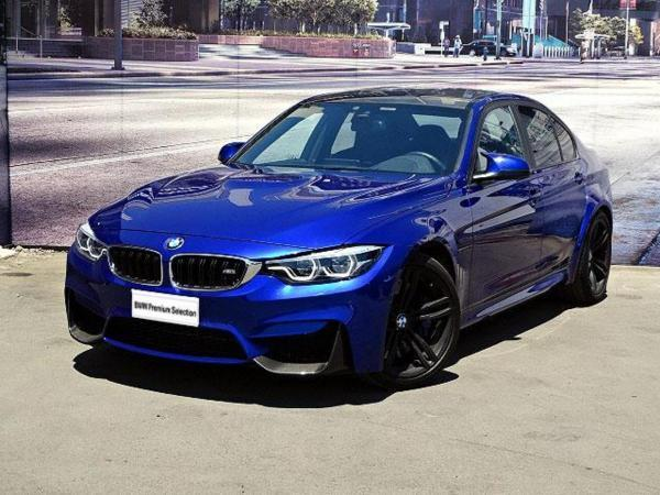 BMW M-3 COUPE año 2019