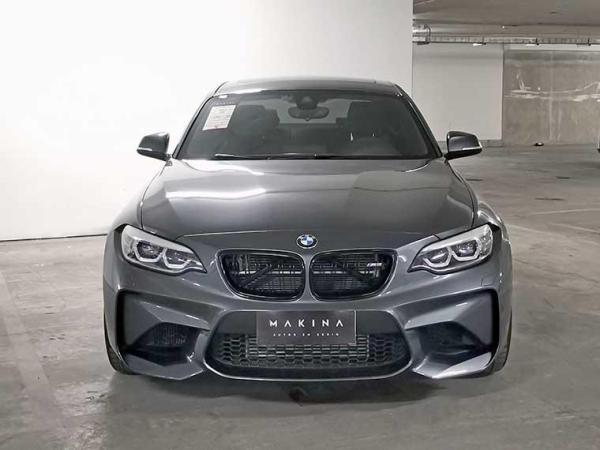 BMW M2 COUPE AT 6.400 año 2018