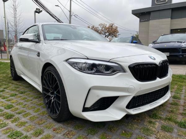 BMW M2 COMPETITION COUPE 3.0 AT año 2019