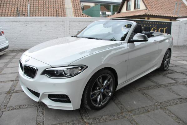 BMW m235i CABRIO año 2016