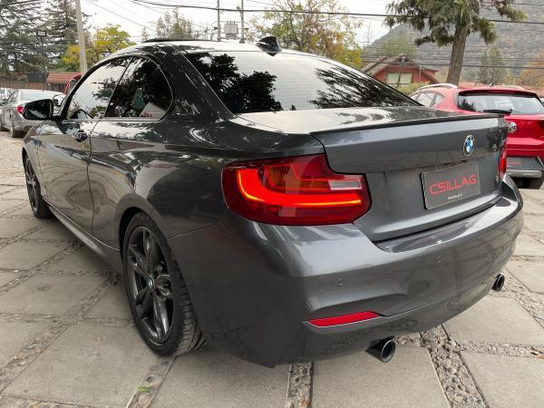 BMW M240 M240I 3.0 AT TURBO año 2017