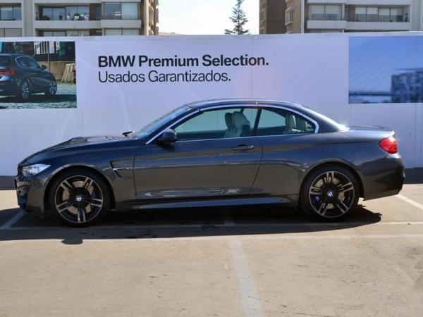 BMW M4 COUPE año 2015