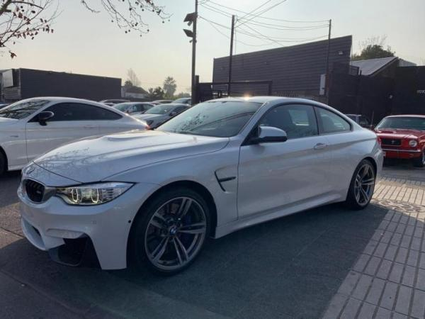 BMW M4 Coupe año 2016