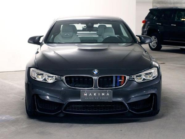BMW M4 CABRIO año 2017