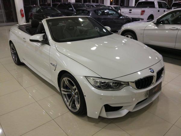 BMW M4 Convertible año 2017