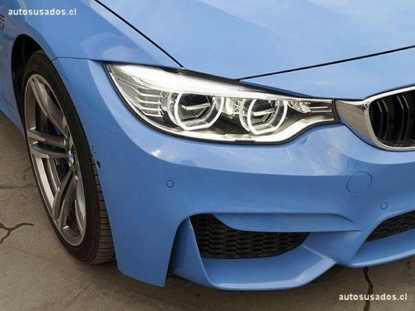 BMW M4 COUPE 3.0 año 2017