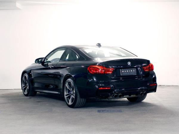 BMW M4 COUPE 3.000 año 2019