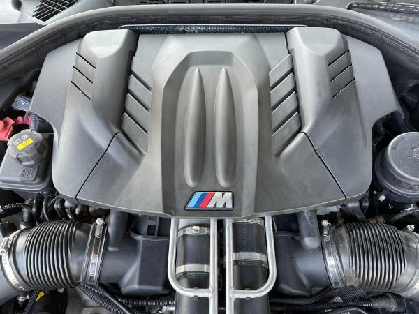 BMW M6 COUPE 4.4 año 2015