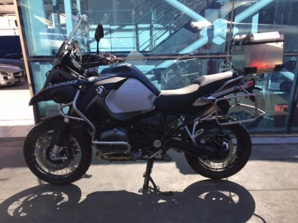 BMW R1200 ADVENTURE LOW KIT año 2016