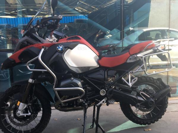 BMW R1200 GS ADVENTURE año 2017