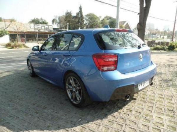 BMW Serie 1  año 2013