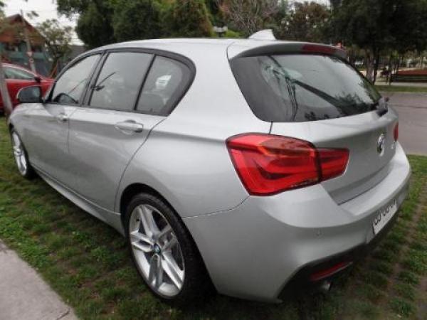 BMW Serie 1  año 2017