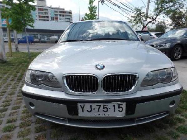 BMW Serie 3  año 2005