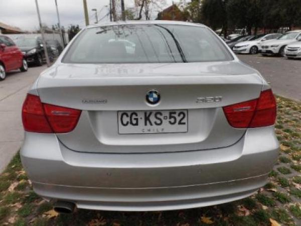 BMW Serie 3  año 2010