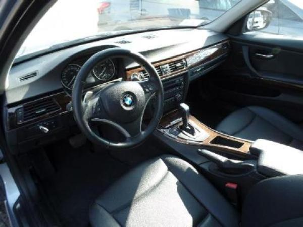 BMW Serie 3  año 2012