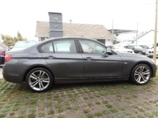 BMW Serie 3  año 2017