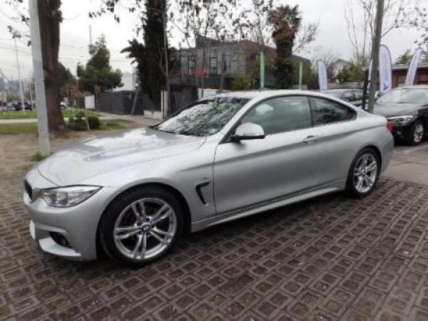 BMW Serie 4  año 2014