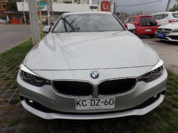 BMW Serie 4  año 2018