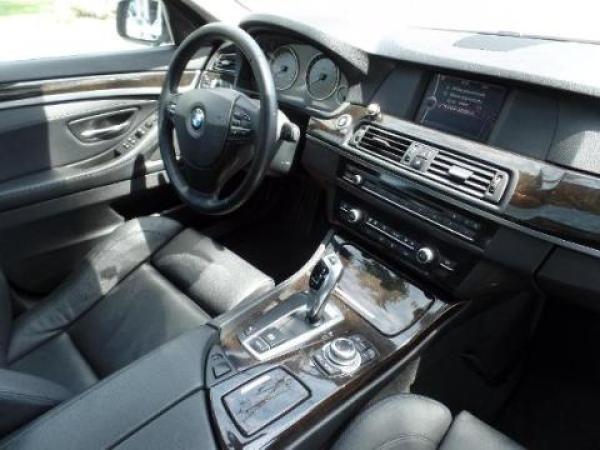 BMW Serie 5  año 2010