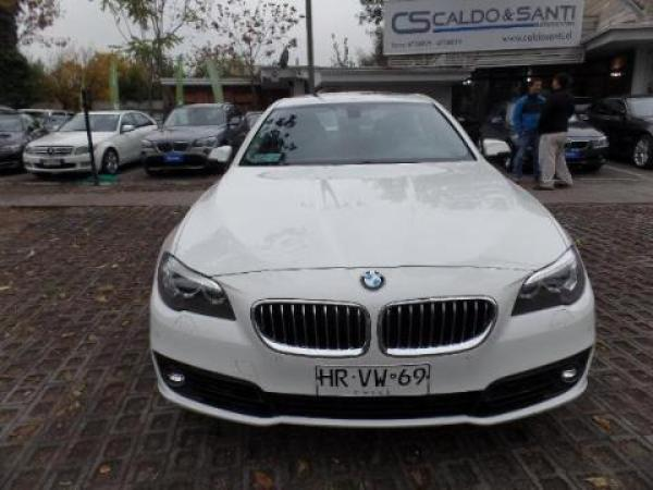 BMW Serie 5  año 2016