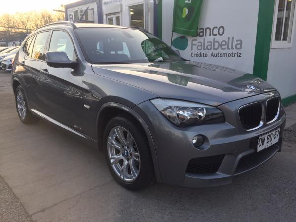 BMW X1 SDRIVE año 2012