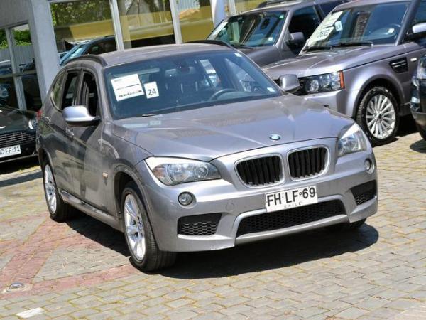 BMW X1 S DRIVE 18I PREMIUM año 2013
