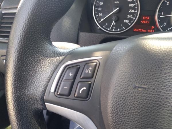 BMW X1 SDRIVE18I 2.0 AT 4X2 año 2013