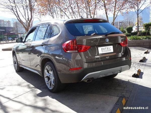 BMW X1 XDRIVE 20d año 2014